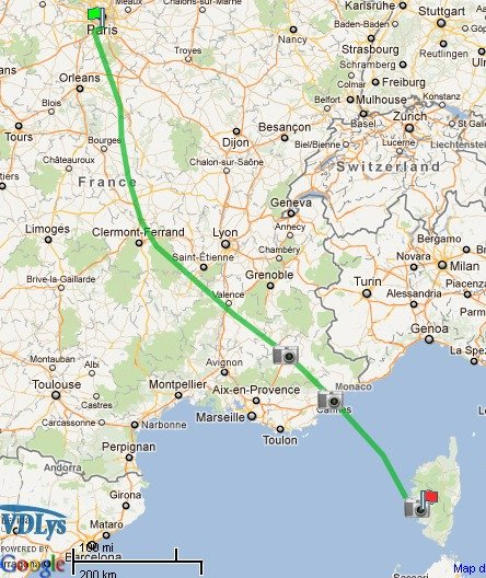 Voyage en Corse du sud du 20 au 26 04 2012 dans Botanique Voyage-en-Corse-tracklog-avion1