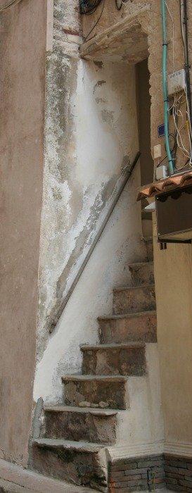 Escalier-Bonifacio