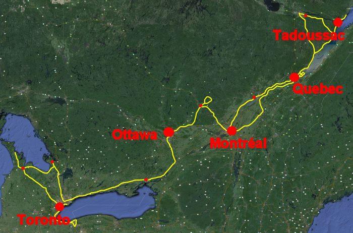 Visite au Québec et en Ontario du 09/09/2013 au 26/09/2013 dans Voyages circuit-blog