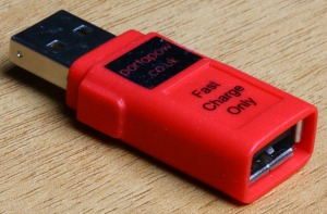 Adaptateur USB fast charge