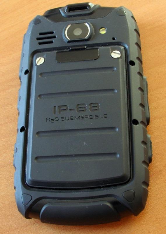 S15 face arrière